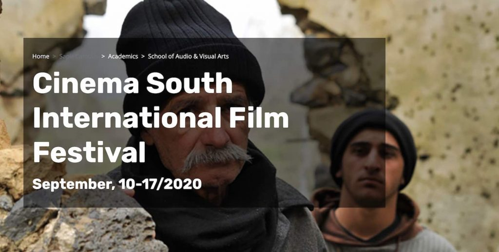 Cinema South Film Festival